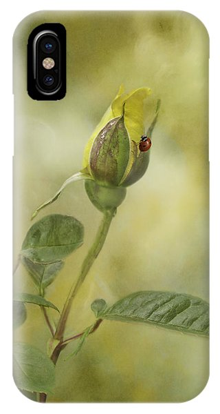 A Touch Of Class IPhone Case