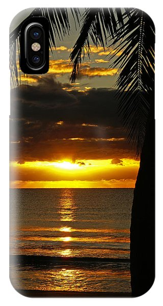 iPhone Case - A Touch Of Paradise by Holly Kempe