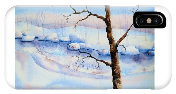 A Tree In Another Dimension IPhone Case