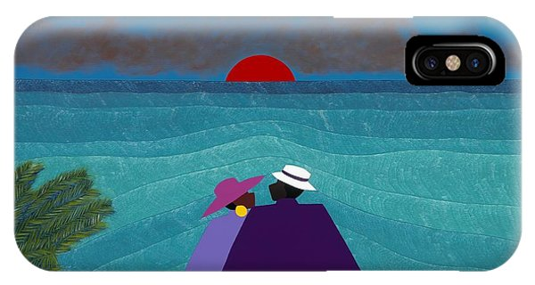 iPhone Case - A Turks And Caicos Sunset by Synthia SAINT JAMES