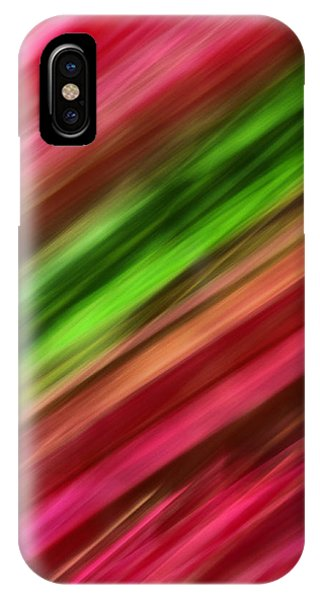 A Vein Of Green IPhone Case
