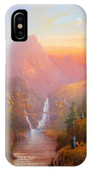 A Welcome Sight IPhone Case