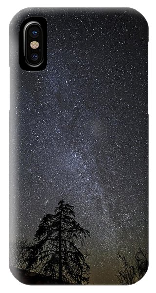 A Winter Night IPhone Case