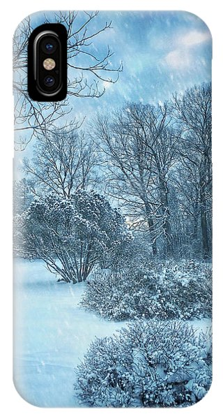 A Winters Tale IPhone Case