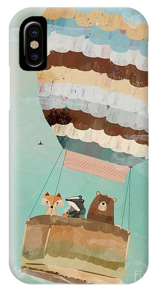 A Wondrous Little Adventure IPhone Case