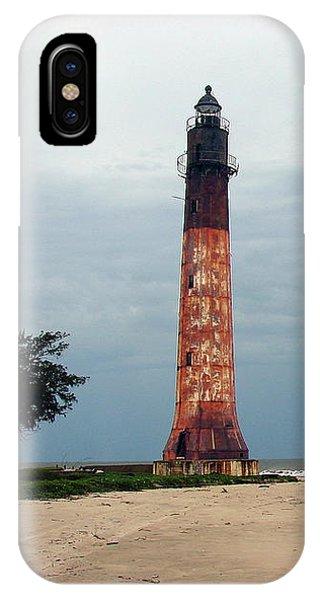Abandon Lighthouse IPhone Case