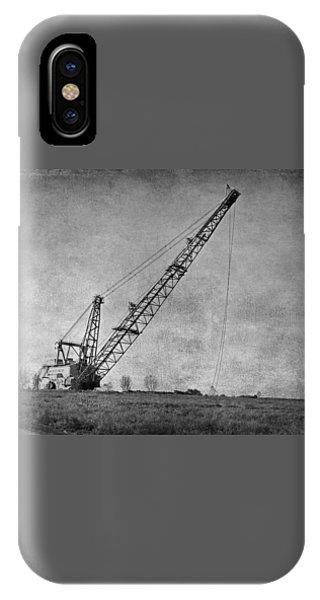 Abandoned Dragline IPhone Case