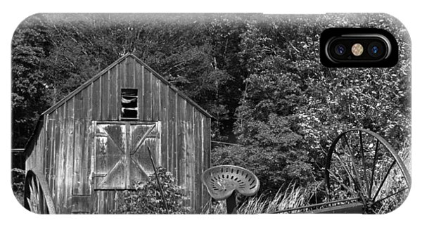 Abandoned Farm Atlantic Coast  IPhone Case