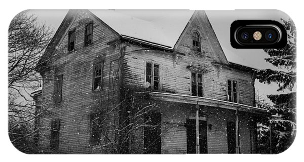 Abandoned House IPhone Case