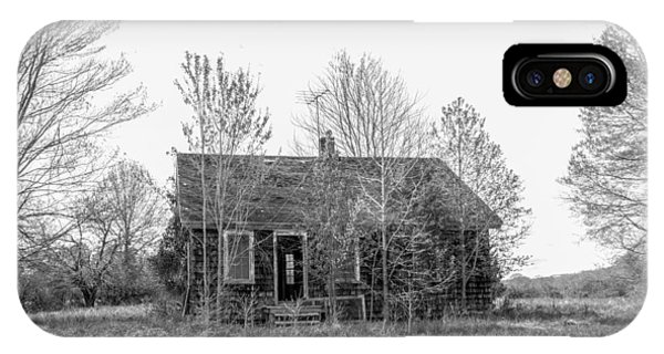 Abandoned House Queenstown, Md  IPhone Case