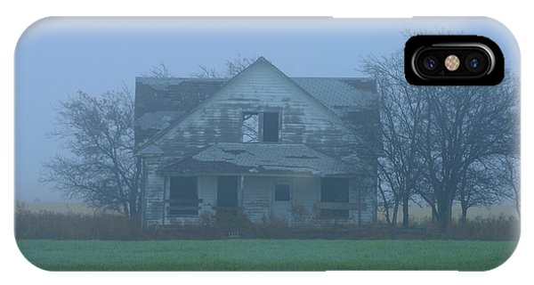 Abandoned In Oklahoma IPhone Case