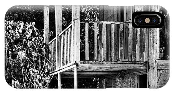 View iPhone Case - Abandoned, Kalamaki, Zakynthos by John Edwards