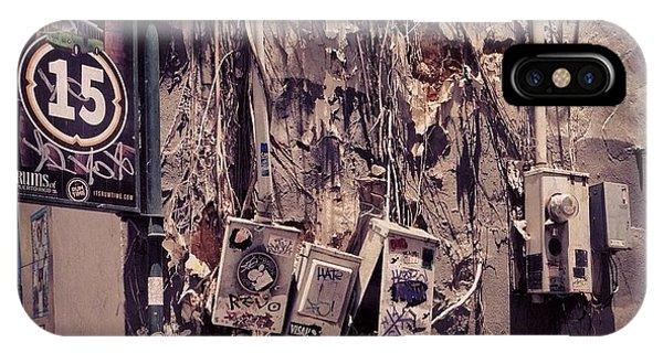 Abandoned Puerto Rico IPhone Case