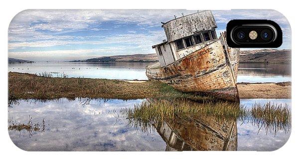 Abandoned Ship IPhone Case