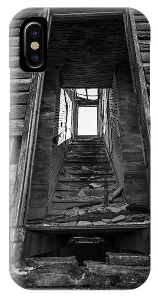 Abandoned Staircase IPhone Case