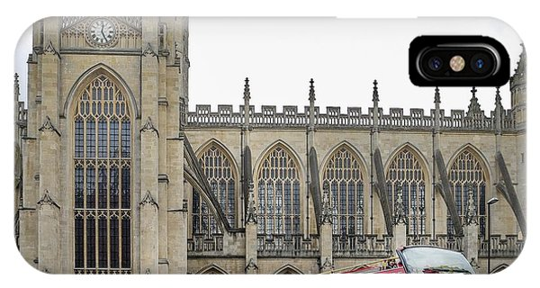 Abbey In Bath, Uk IPhone Case