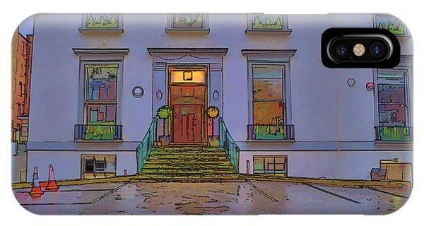 Abbey Road Recording Studios IPhone Case