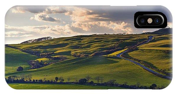 Dorset iPhone Case - Abbotsbury - England by Joana Kruse