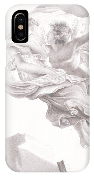 Abduction Of Psyche IPhone Case