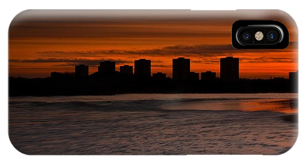 Aberdeen By Sunset IPhone Case