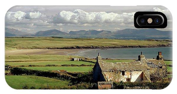 Aberffraw Isle Of Anglesey IPhone Case