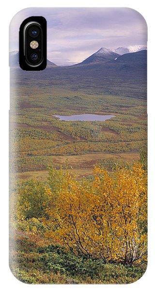 Abisko Nationalpark IPhone Case