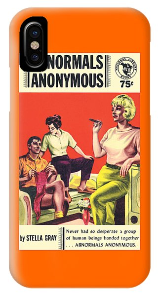 Abnormals Anonymous IPhone Case
