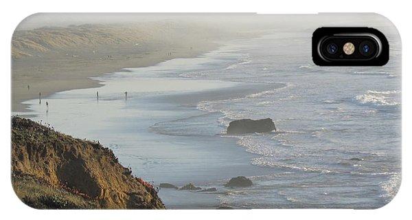 Looking Toward San Francisco IPhone Case
