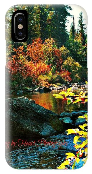 IPhone Case featuring the photograph Above Tally Lake by Deahn      Benware