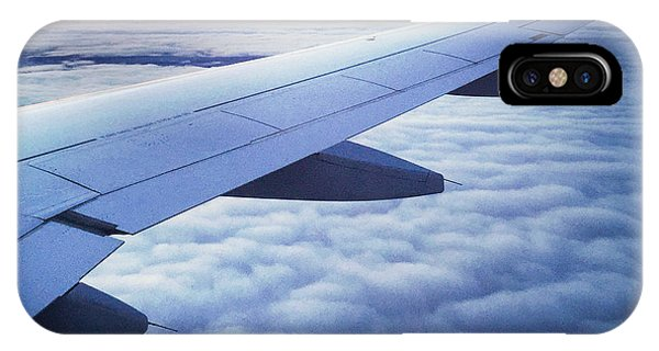 Cloud iPhone Case - Above The Clouds 01 by Matthias Hauser