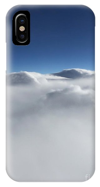 iPhone Case - Above The Clouds II by Margie Hurwich