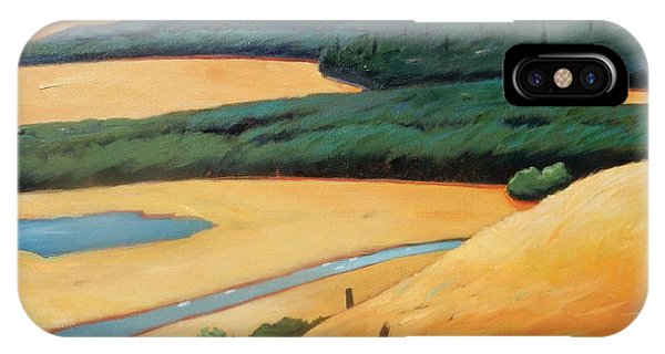 Above The Highway IPhone Case
