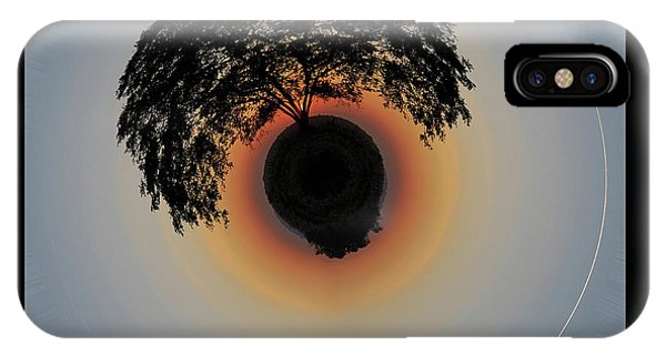 Dorset iPhone Case - Above The Sunrise by Wendy Wilton