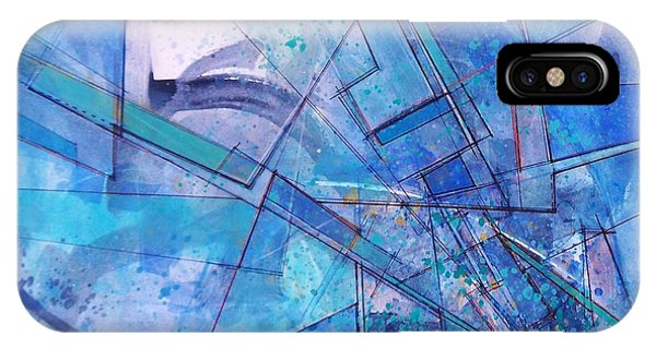 Abstract # 246 IPhone Case