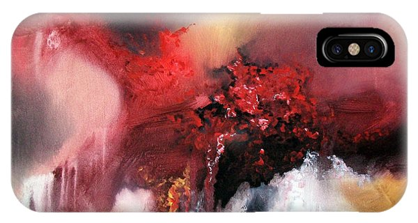 Abstract #02 IPhone Case