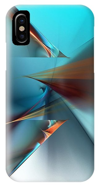 Abstract 040411 IPhone Case