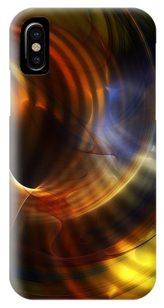 Abstract 040511 IPhone Case