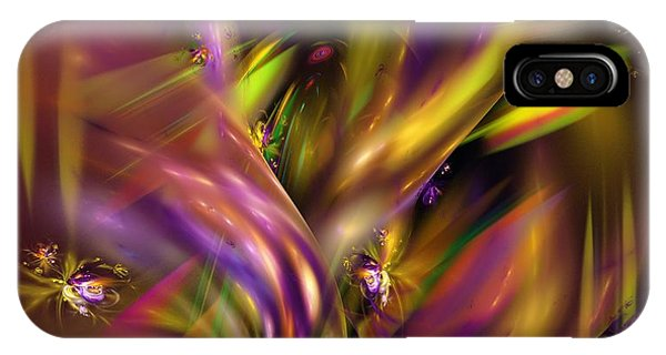 Abstract 05171 IPhone Case