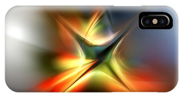 Abstract 060310a IPhone Case