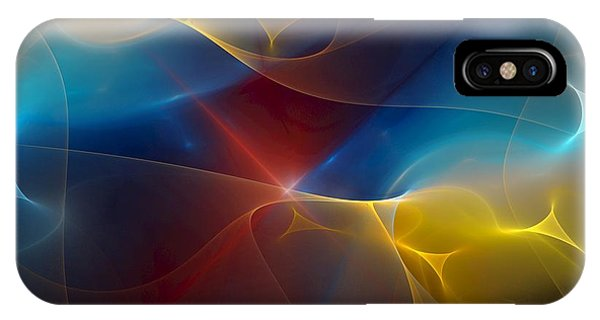 Abstract 060410 IPhone Case