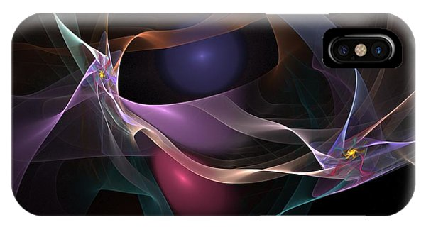 Abstract 062310 IPhone Case