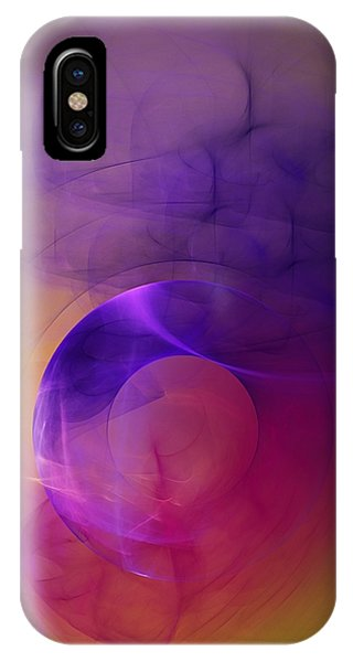 Abstract 082111 IPhone Case