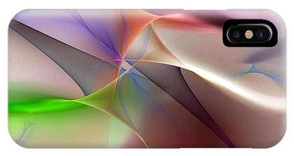 Abstract 082710 IPhone Case