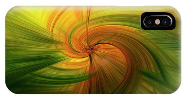 Abstract 12 IPhone Case