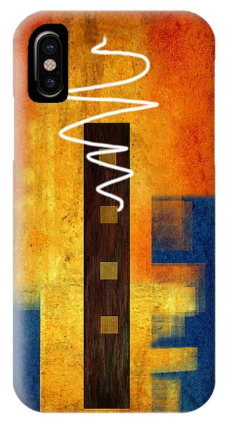Mottled iPhone Case - Abstract 12 by Art Spectrum