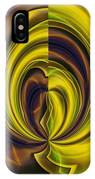 Abstract 121510 IPhone Case