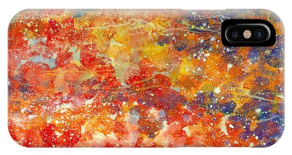 Abstract 2. IPhone Case