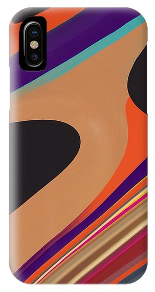 Light Speed iPhone Case - Abstract 2 by Art Spectrum