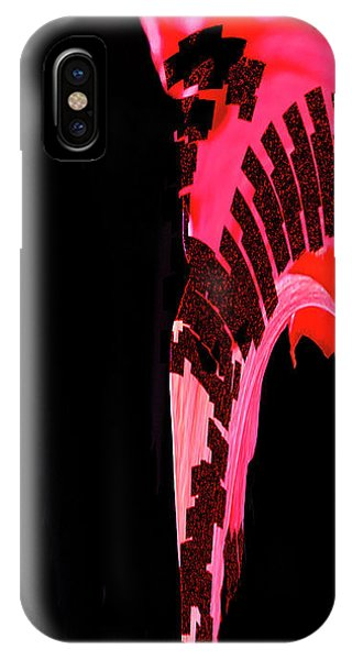 Abstract 2005 IPhone Case