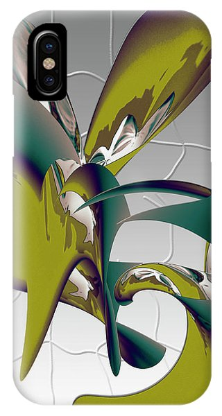 Abstract 2258 IPhone Case